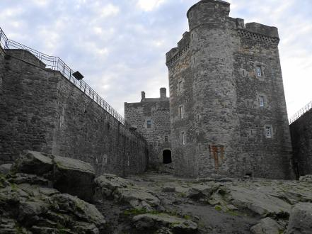 Blackness Castle Outlander by Tartan Tours Scotland