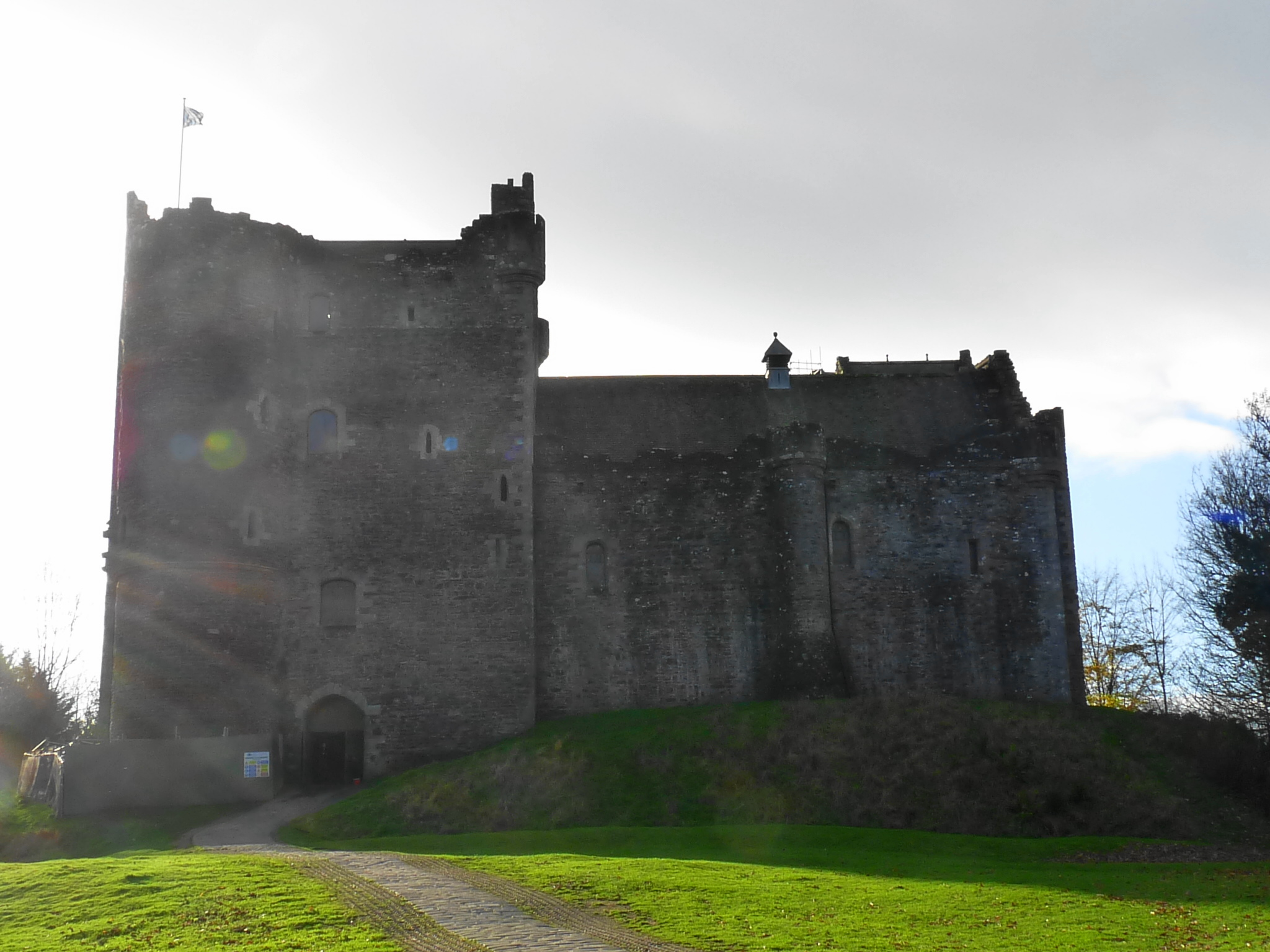 Doune Castle Outlander Tartan Tours Scotland